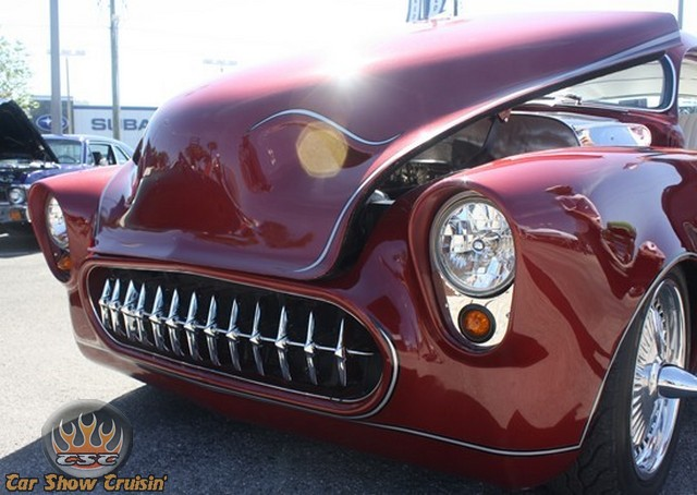 1949 Chevrolet, Chevy, Classic Chevy, Coupe, Classic Car
